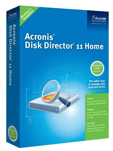 Acronics Disk Director 11 Home