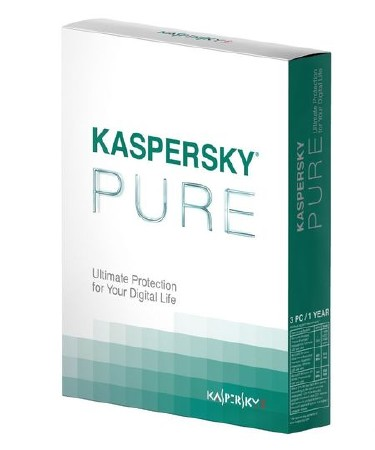 Kaspersky Pure (1 Year 3 PC)