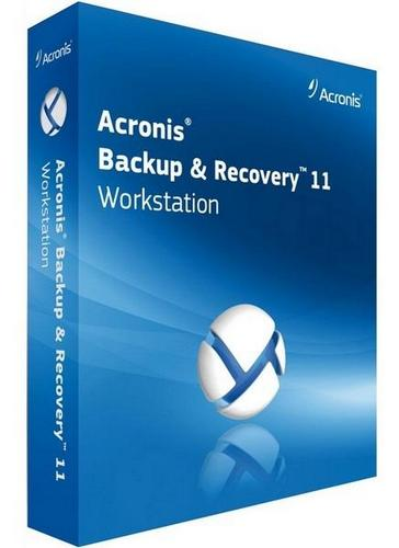 Acronics Backup And Recovery Workstation 11