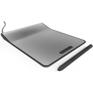 Bamboo Pad Wired (Grey)
