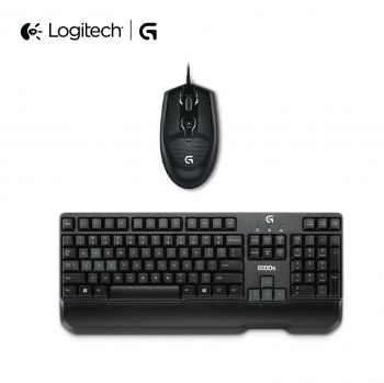 G100s Gaming Combo (Keyboard and Mouse)
