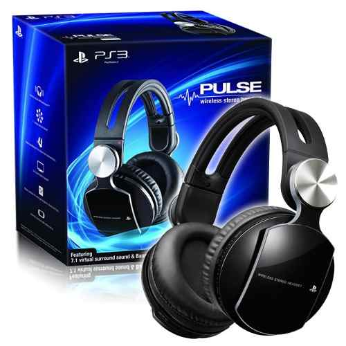 Sony Pulse Headset (Elite Edition)