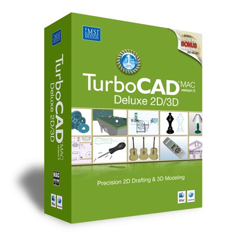 Turbocad Deluxe 2D/3D For Mac
